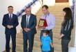 Пастор Александър Червенков - награждаване