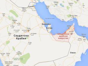 Обединени арабски емирства - ОАЕ